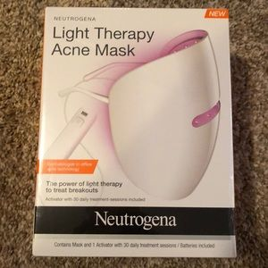 Brand New Light Therapy Acne Mask